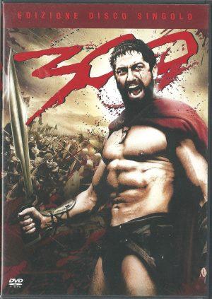 300 (2006) DVD