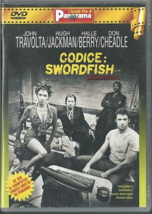 Codice: Swordfish (2001) DVD Panorama