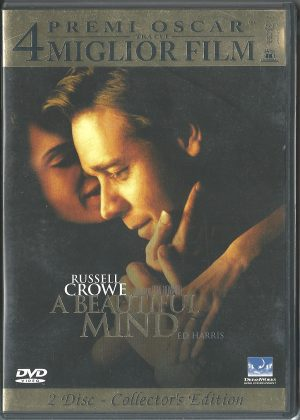 A Beautiful Mind 2004 DVD