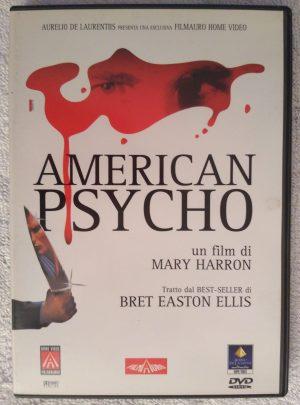 American Psycho (2000) DVD