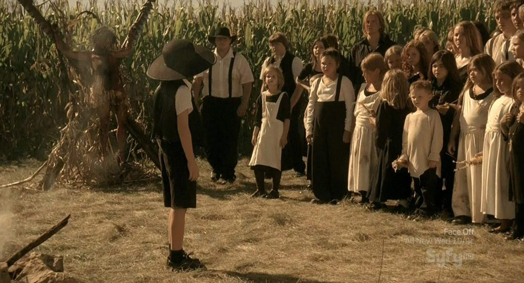 children of the corn 2009 stephen king movie review ita