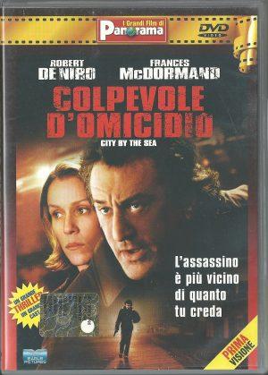 Colpevole d'omicidio (2002) DVD Panorama