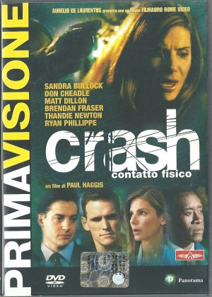 Crash – Contatto fisico (2004) DVD Panorama Prima Visione