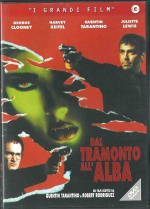 Dal tramonto all'alba (1996) DVD