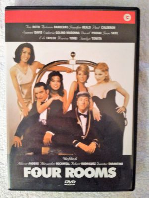 Four Rooms (1995) DVD