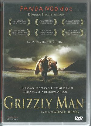 Grizzly Man (2005) DVD