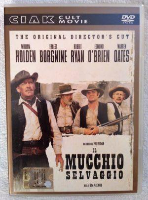 Il Mucchio Selvaggio 1969 DVD Spaghetti Western