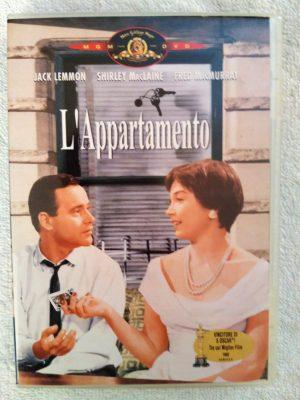 L appartamento 1960 DVD Billy Wilder Storia del Cinema