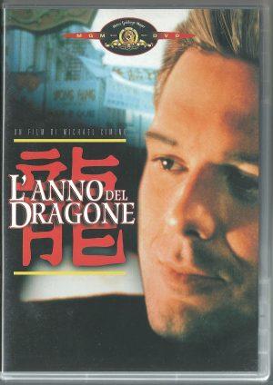 L'anno del Dragone (1985) DVD