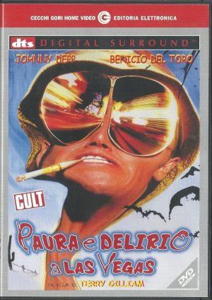 Paura e Delirio a Las Vegas (1998) DVD