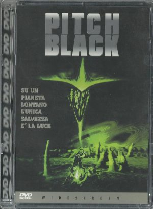 Pitch Black 2000 DVD