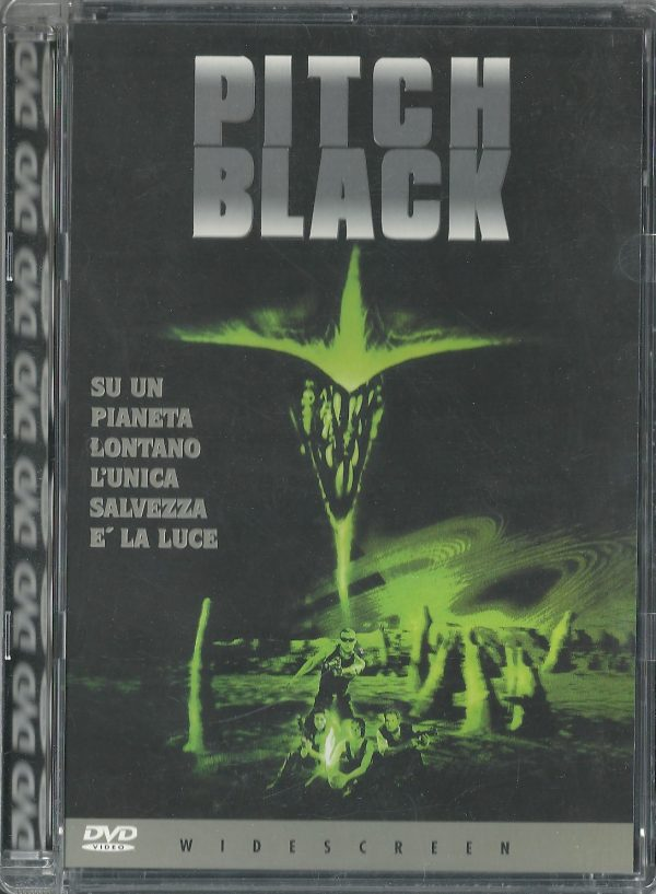Pitch Black 2000 DVD