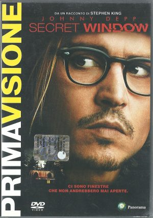 Secret Window (2003) DVD – Panorama Prima Visione