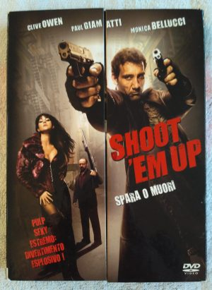 Shoot 'Em Up. Spara o muori (2007) DVD