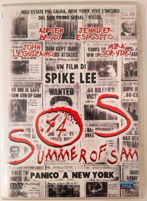 Summer of Sam – Panico a New York (1999) DVD