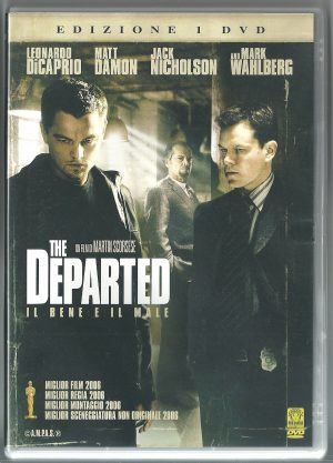 The Departed (2006) DVD