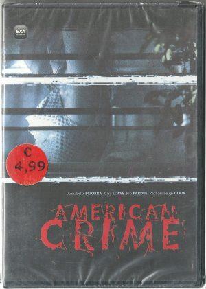 American Crime 2004 DVD Ricondizionato