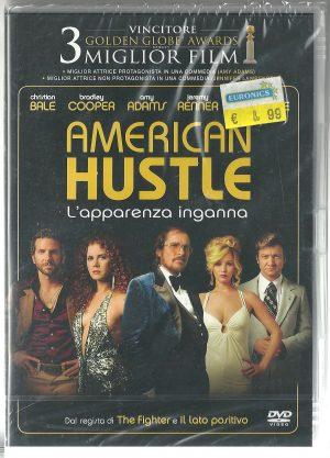 American Hustle (2013) DVD