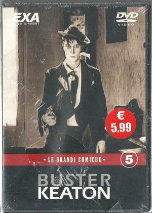 Buster Keaton Le Grandi Comiche 1920 DVDBox Collection Vol 5 Ricondizionato