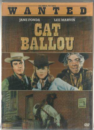Cat Ballou 1965 DVD Nuovo
