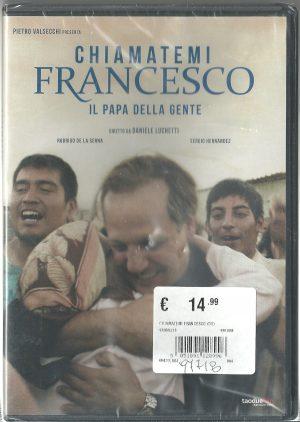 Chiamatemi Francesco – Il Papa della gente (2015) DVD