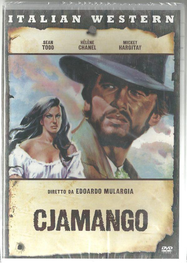 Cjamango 1967 DVD Nuovo
