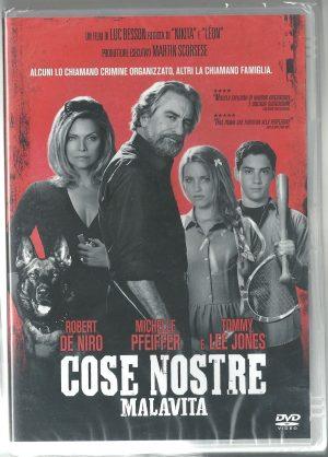 Cose Nostre Malavita 2013 DVD Nuovo