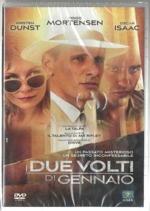 I Due Volti di Gennaio (2013) DVD
