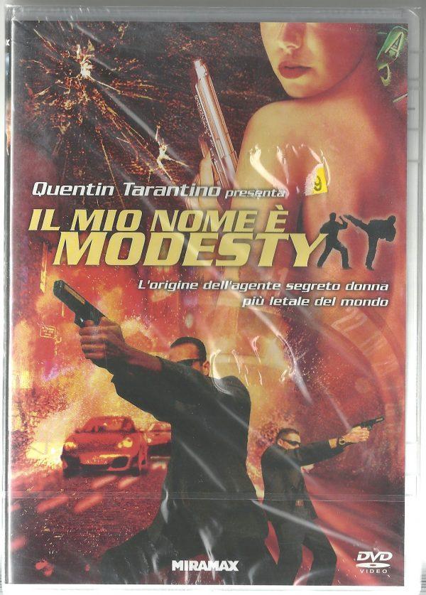 Il mio nome è Modesty 2004 DVD Ricondizionato