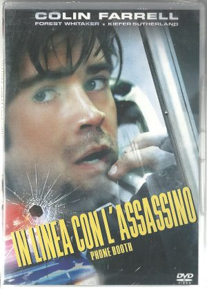 In Linea con lAssassino 2002 DVD Nuovo