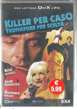 Killer per caso Truffatore per scelta 1998 DVD Ricondizionato