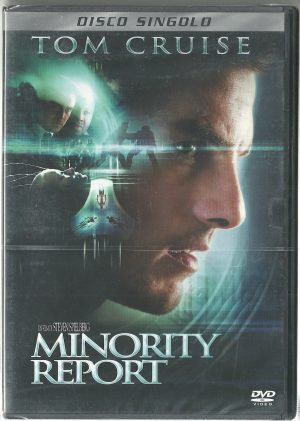 Minority Report 2002 DVD Nuovo