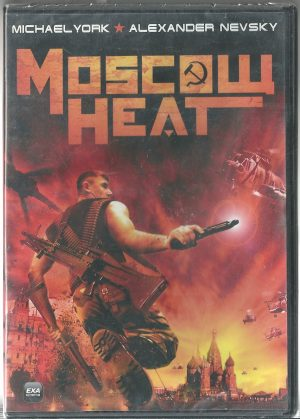 Moscow Heat 2004 DVD Divx Ricondizionato