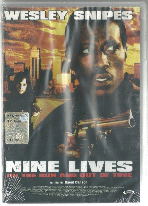 Nine Lives 2004 DVD Nuovo