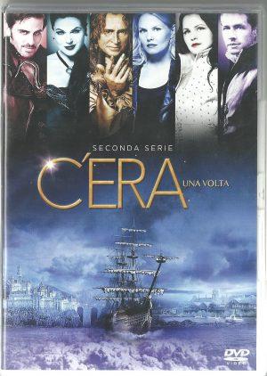 Once Upon a Time – C'era una volta (2012) DVD Seconda Stagione Completa