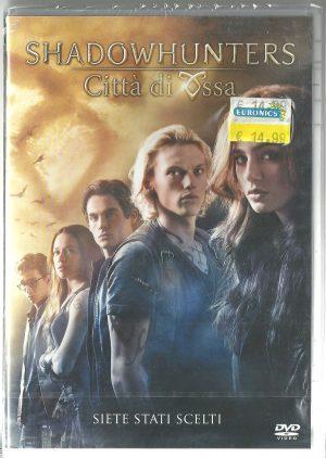 Shadowhunters – Città di Ossa (2013) DVD