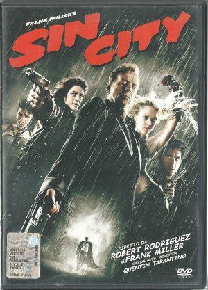 Sin City (2005) DVD