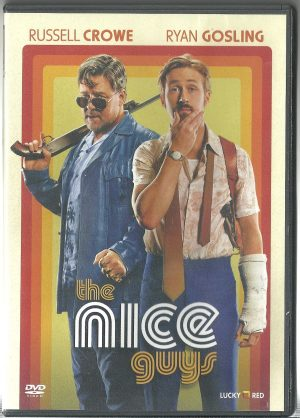 The Nice Guys 2016 DVD Usato