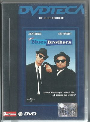 The Blues Brothers 1980 DVD Panorama Usato