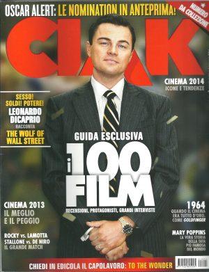 CIAK N°1 Gennaio 2014 – Rivista Cinema