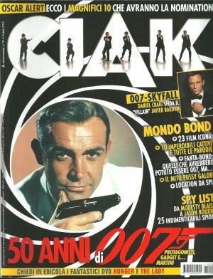 CIAK N°10 Ottobre 2012 – Rivista Cinema