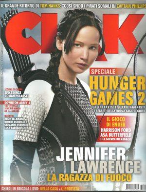 CIAK N°11 Novembre 2013 – Rivista Cinema