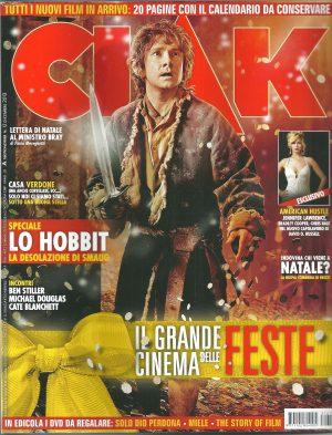 CIAK N°12 Dicembre 2013 – Rivista Cinema