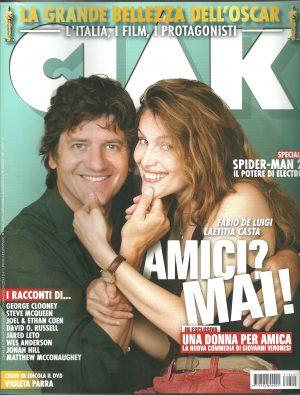 CIAK N°2 Febbraio 2014 – Rivista Cinema