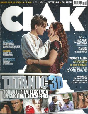 CIAK N°4 Aprile 2012 – Rivista Cinema