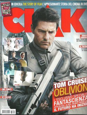 CIAK N°4 Aprile 2013 – Rivista Cinema