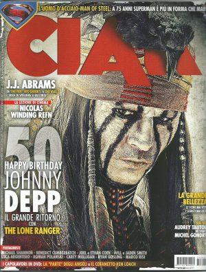CIAK N°6 Giugno 2013 – Rivista Cinema