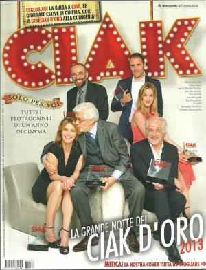 CIAK N°7 Luglio 2013 – Rivista Cinema