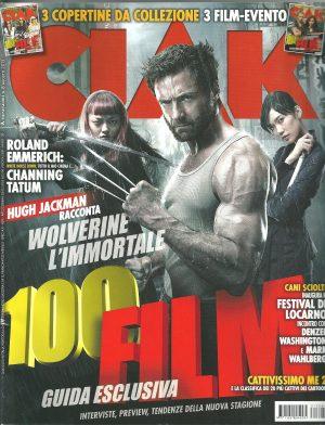 CIAK N°8 Agosto 2013 – Rivista Cinema